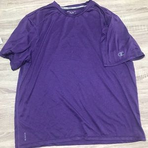 Champion dri-fit shirt
